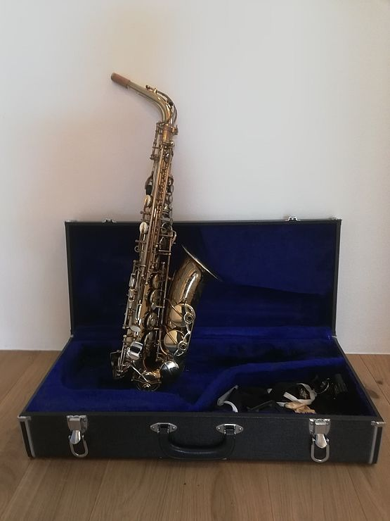Selmer Saxophon Super Action II